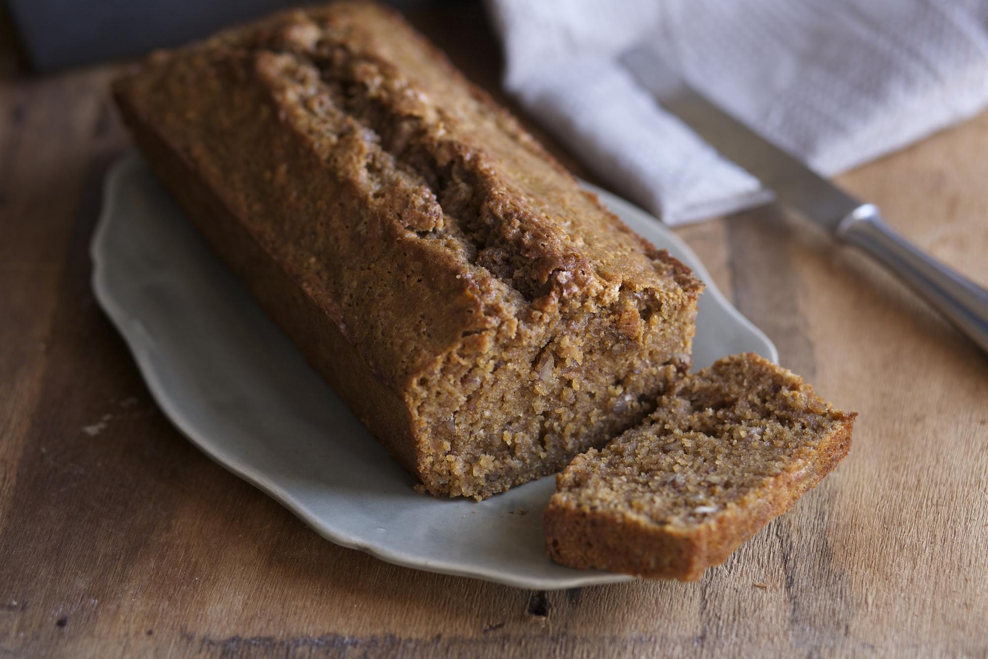 עוגה בחושה קפה ואגוזי פקאן קרן אגם נשואה למאפייה