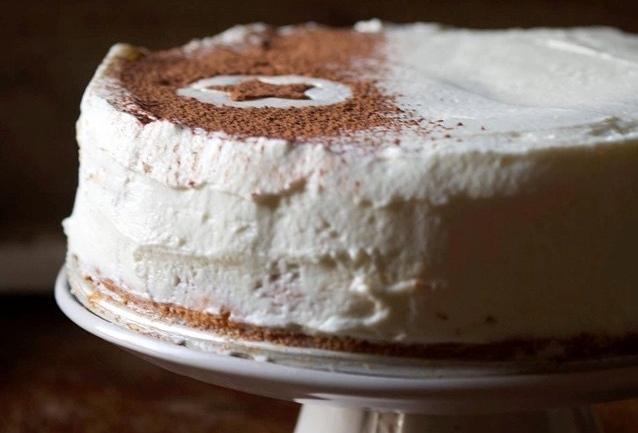 עוגת גבינה קרן אגם נשואה למאפייה