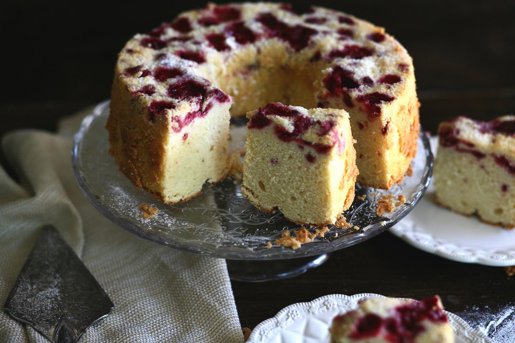 עוגת לימון ופטל