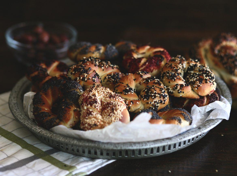 בייגלה ירושלמי עם תבלינים