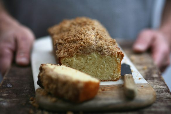 עוגה לבנה