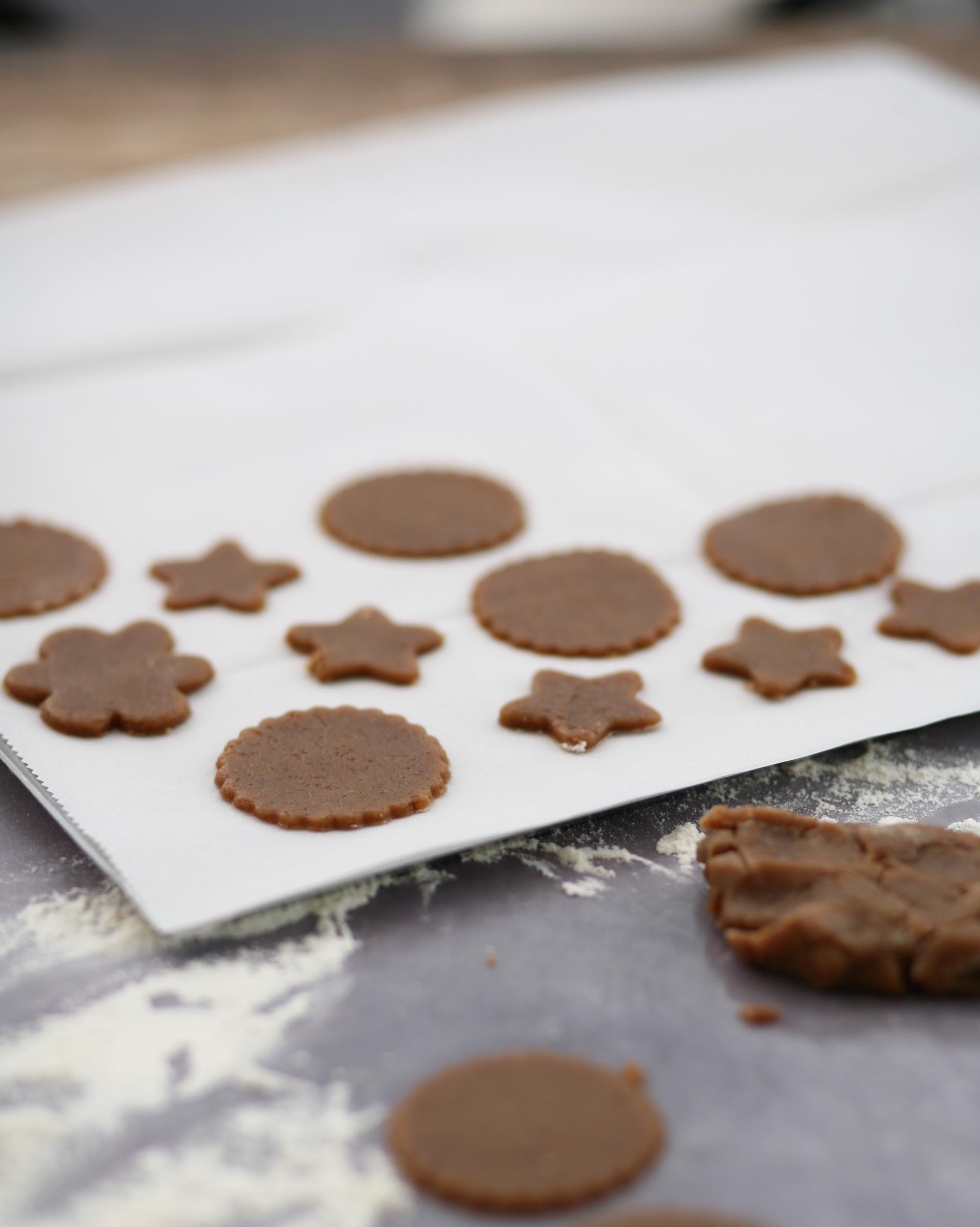 עוגיות בעזרת קורצן