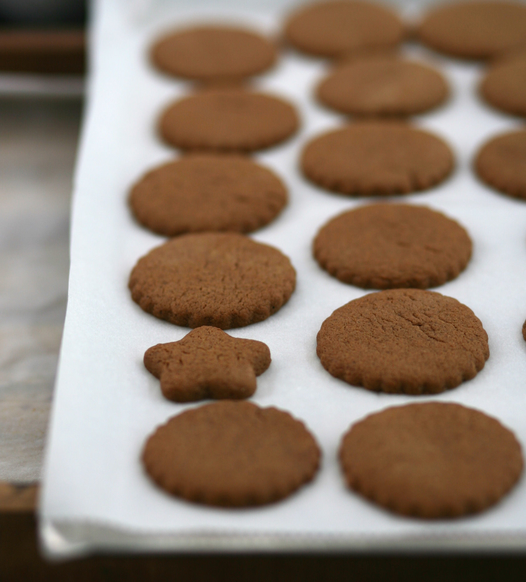 עוגיות ג׳ינג׳ר וקינמון של איקאה
