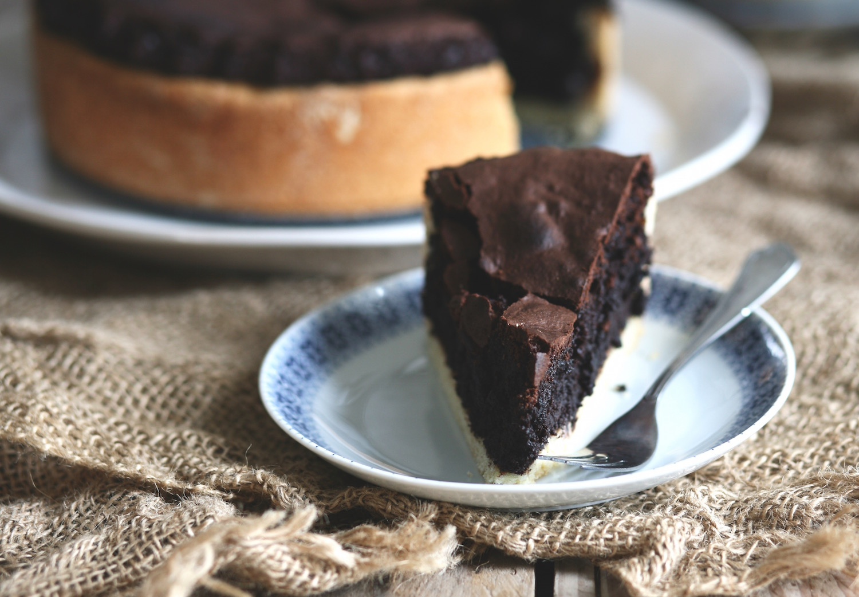 עוגת שוקולד פאדג׳
