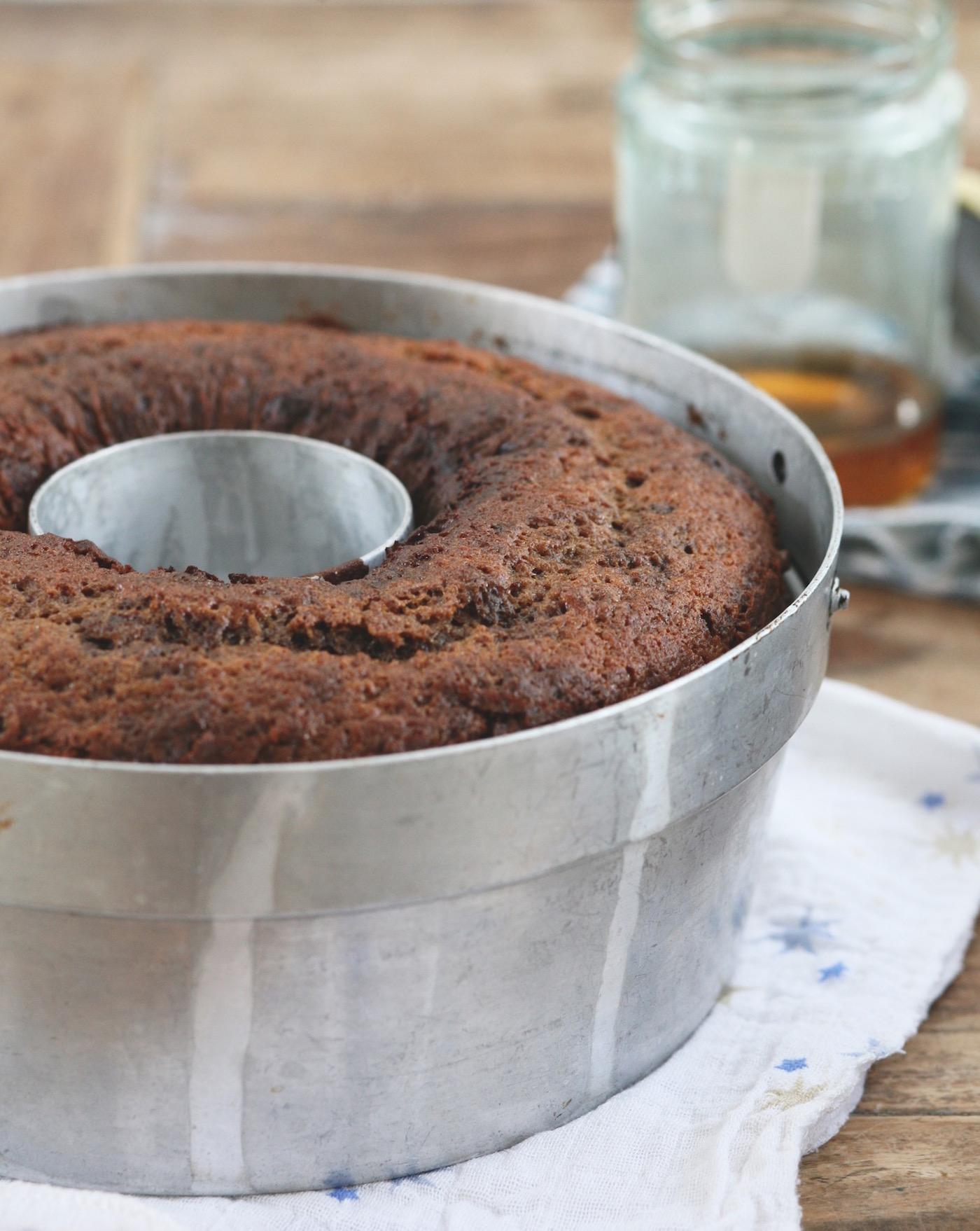 עוגת שיש דבש בסיר פלא